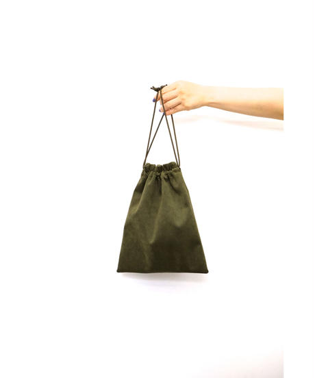 ERA. × craque / M.S WRAPPING BAG / col.OLIVE(別注カラー)