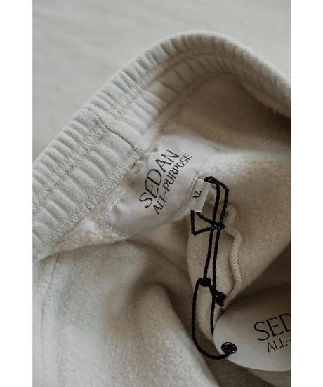 SEDAN ALL PURPOSE / OG Logo Sweatpants / col.Light Beige