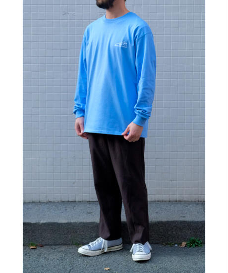 flying soy saucer / We are watched over Long Sleeve Tee