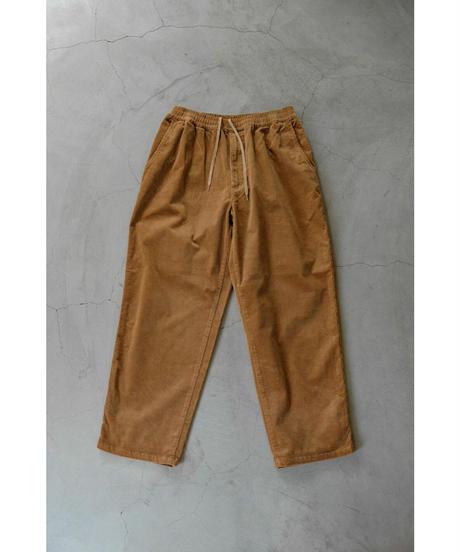 SEDAN ALL PURPOSE / Corduroy Easy Pants / col.Camel