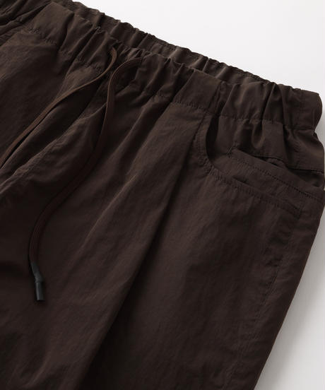 S.F.C / TAPERED EASY PANTS / col.BROWN