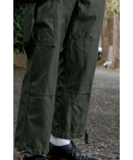 DEAD STOCK / Belgium Army M-88 Field Pants / 1A
