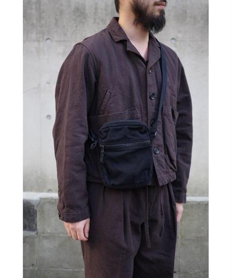 YOKO SAKAMOTO / SHOULDER BAG / col.BLACK