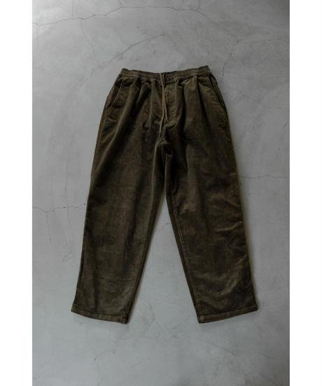 SEDAN ALL PURPOSE / Corduroy Easy Pants / col.Olive
