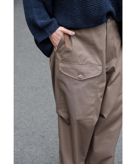 un/unbient / プルパンツ(BUGGY) / col.german brown / Lady's