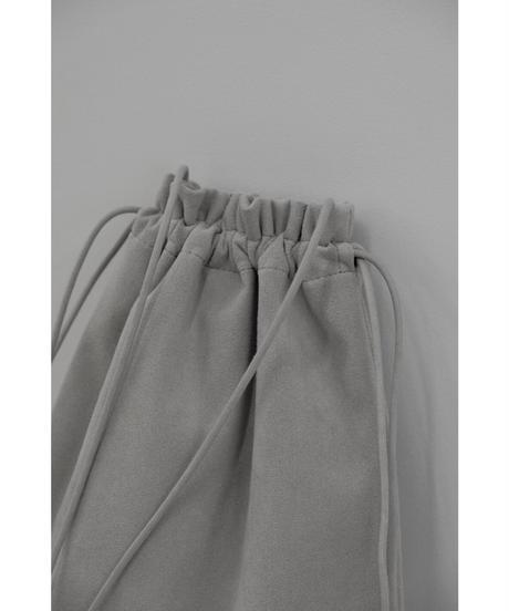 ERA.  / M.S WRAPPING BAG / col.GRAY