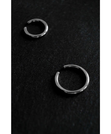 ERA. / S&C EAR CUFF 2.0 / silver 925