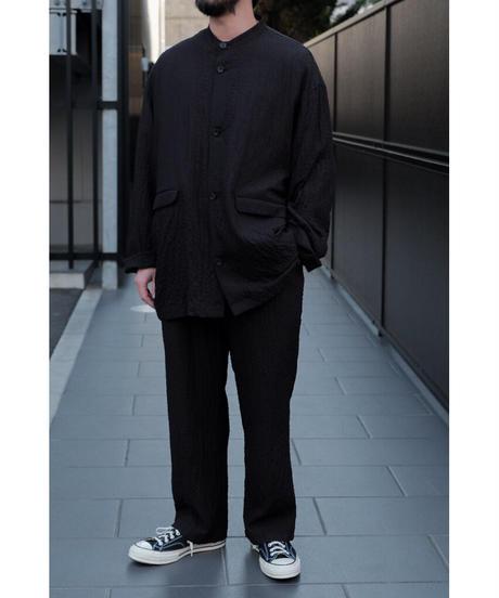 YOKO SAKAMOTO / CLASSIC SHIRT / col.BLACK
