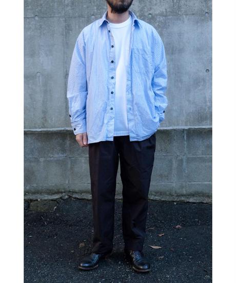 YOKO SAKAMOTO / WORK REGULAR SHIRT / col.STRIPE