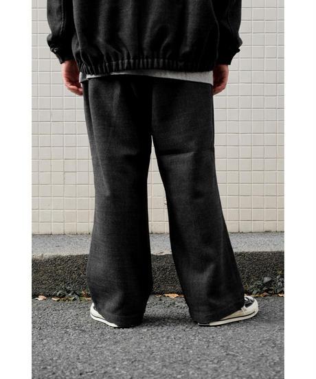 S.F.C / WIDE PANTS / col.Charcoal Gray