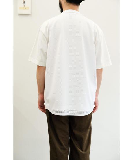 Sheba / FAKE LAYERD SS / col.WHITE / size.2