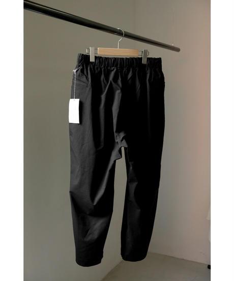 S.F.C -Stripes For Creative / TAIPERED PANTS CORDURA / col.BLACK