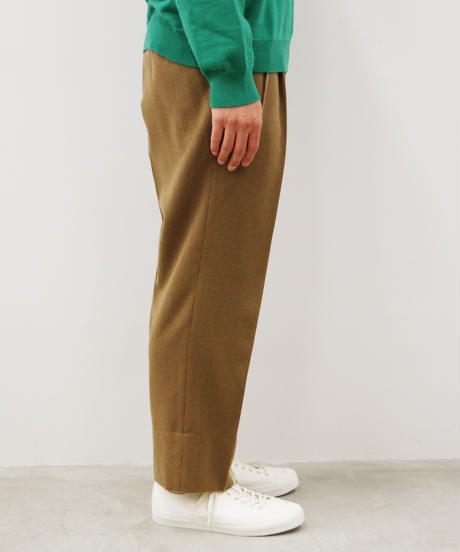 bunt / CORDUROY 2BOTTON TAILORED JACKET&CORDUROY 2TUCK WIDE TAILORED PANTS