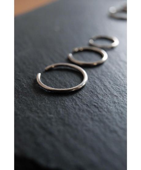 ERA. / S&C EAR CUFF 1.5 / silver 925