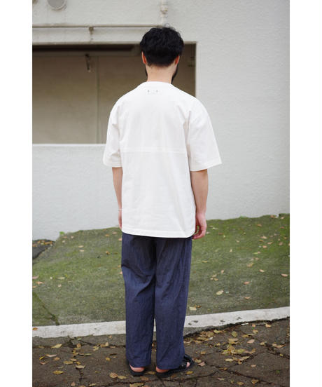 ENDS and MEANS / Relax Fit Trousers / col.NAVY