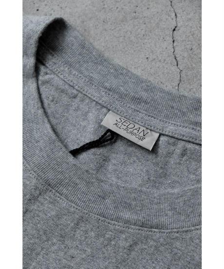 SEDAN ALL PURPOSE / Arch Logo S/S Tee / col.Top Gray