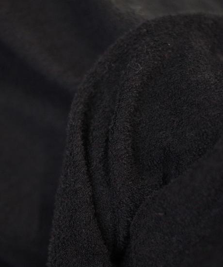 YOKO SAKAMOTO / L/S HENLEY NECK / col.ブラック