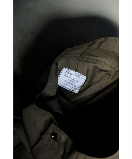 DEAD STOCK / DUTCH ARMY CARGO PANTS(オランダ軍カーゴパンツ)/ Lady's