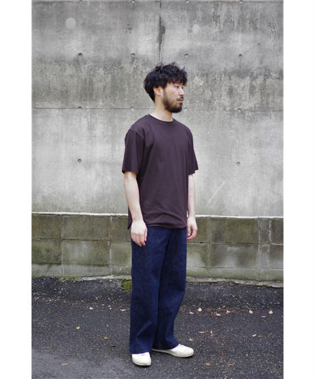 brassband / EURO WORK DENIM PANTS / col.INDIGO O.W / Men's