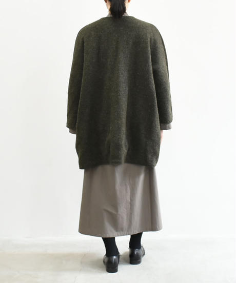 Worke's nobility  / Loose Jacket / col.モス