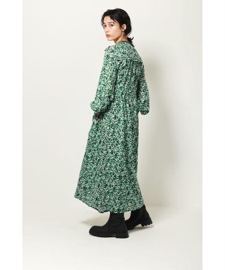 BABYLOCK FLOWER PRINT DRESS
