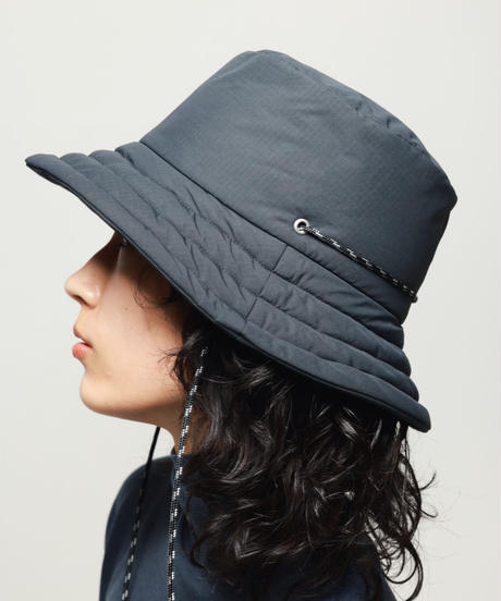 QUILT BUCKET HAT