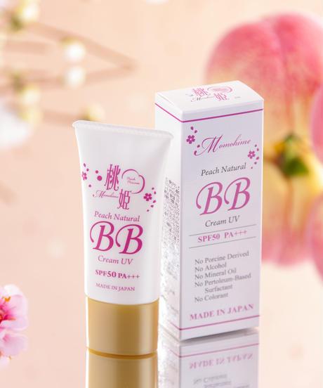 Peach Clear Cleansing Gel + Peach Natural BB Cream UV Set
