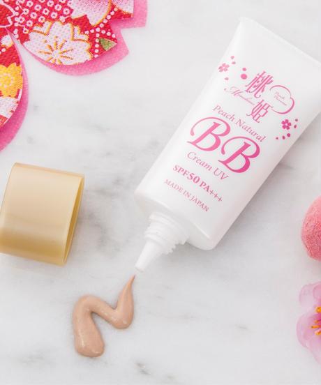 Peach Natural BB Cream UV