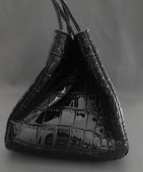 【cult select】Crocodile handbag (CTK0107)