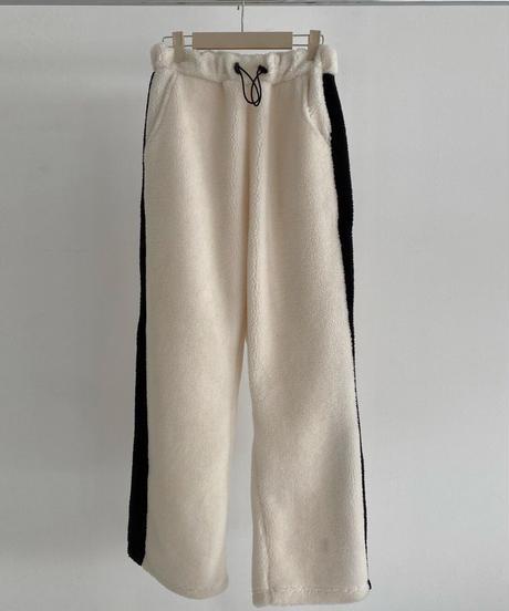 【cult original】Mens fleece bottom (CTO0134)