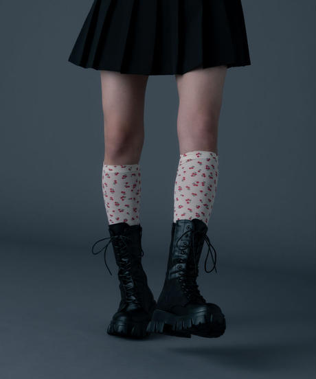 【cult original】High socks (CTS0075)