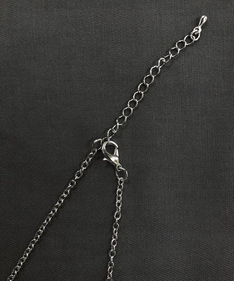 【cult original】Logo necklace (CTS0086)