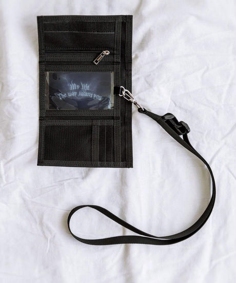 【cult original】Strap Wallet (CTS0100)