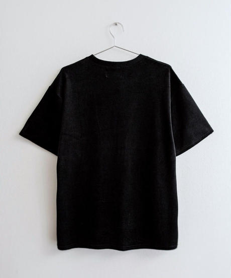 【cult original】Velor T-shirt (CTS0070)