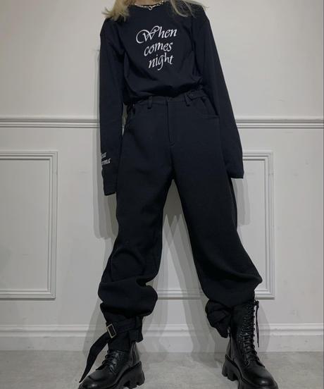 【cult select】Bondage pants (CTK0102)