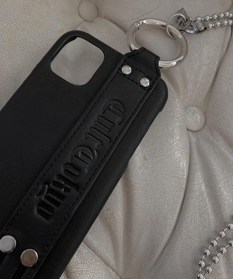 【cult original】leather iphone case (CTO0130)