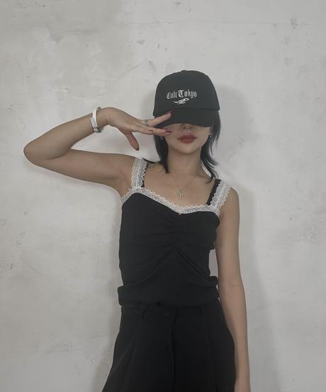 【cult original】Twill cap (CTS0080)