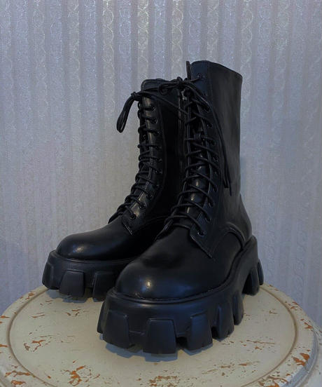 【cult select】Spindle boots (CTC0116)
