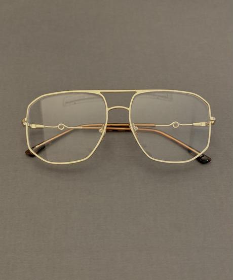 【cult select】Teardrop glasses (CTK0013)