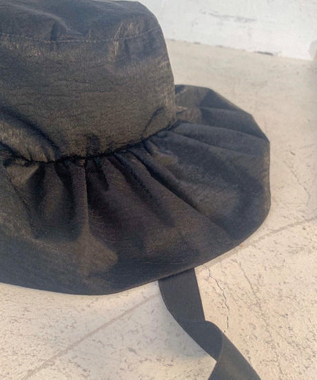 【cult select】Frill ribbon hat (CTK0038)