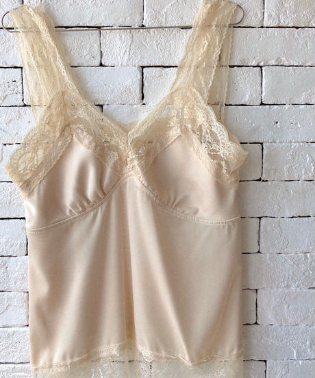 【cult select】Satin camisole (CTK0025)
