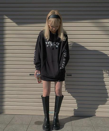 【cult original】Butterfly hoodie (CTO0120)