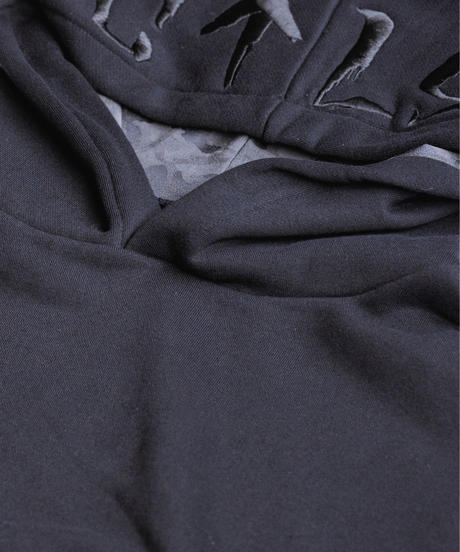 [NEW]CTLS usual BLACK on BLACK hoodie
