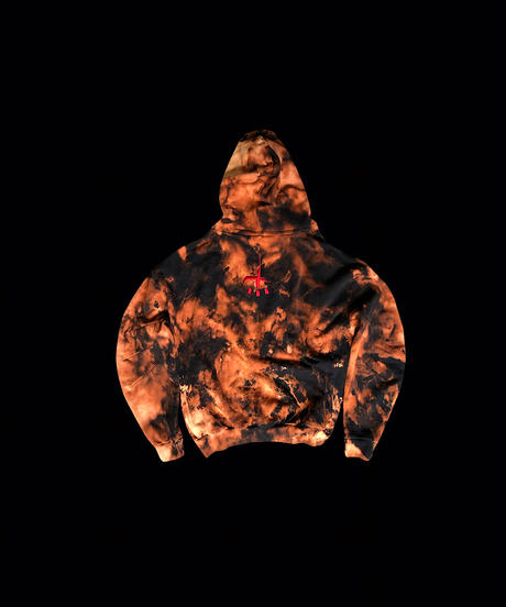 CTLS NORMAL bleached usual hoodies