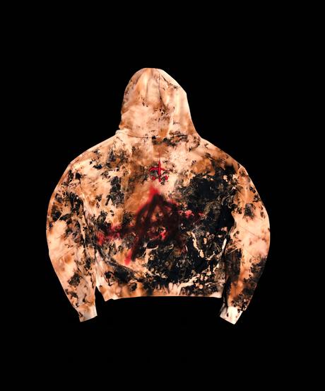 CTLS  SPECIAL  damage hoodies