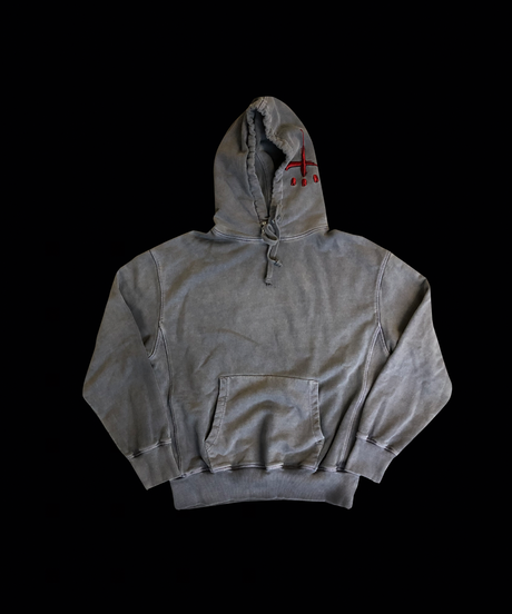 CRY BITCH FLUORESCENCE DYEING  Hoodie