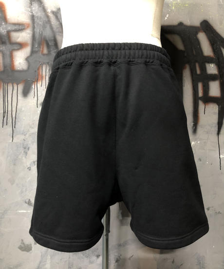 CTLS   BLACK x GRAY  usual sweat  short pants