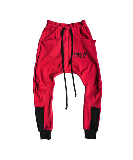 [NEW]CTLS usual RED sweat pants