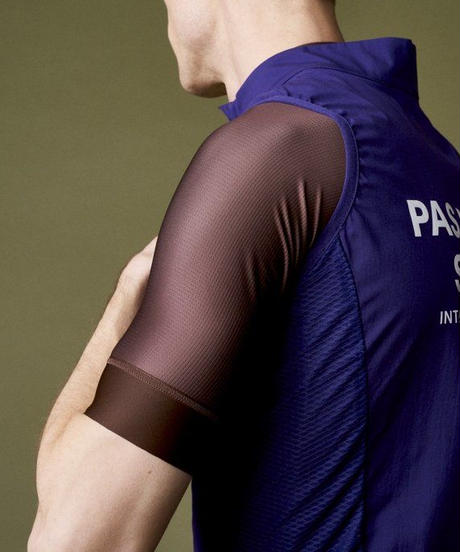 Pas Normal Studios Stow Away Gilet - Purple 2020<サイズ交換対応>