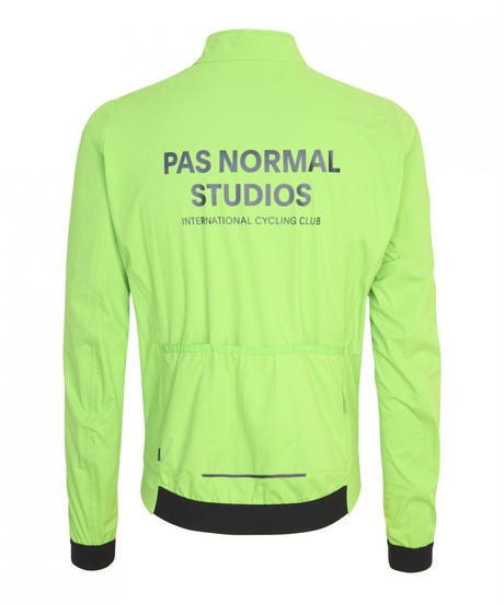 SHIELD JACKET - BRIGHT GREEN